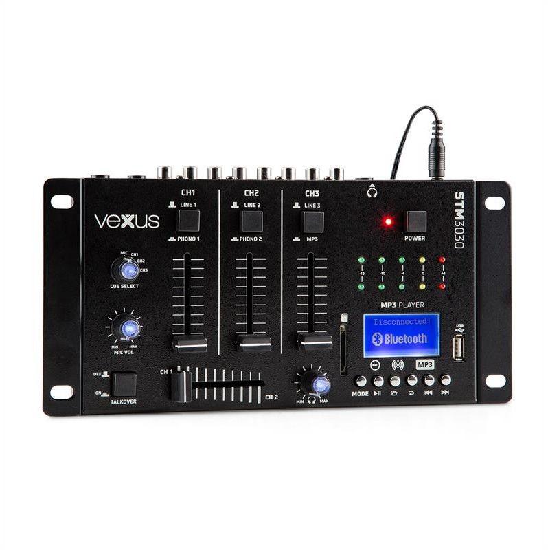 Mikser 4-kanałowy STM3030 Vexus
