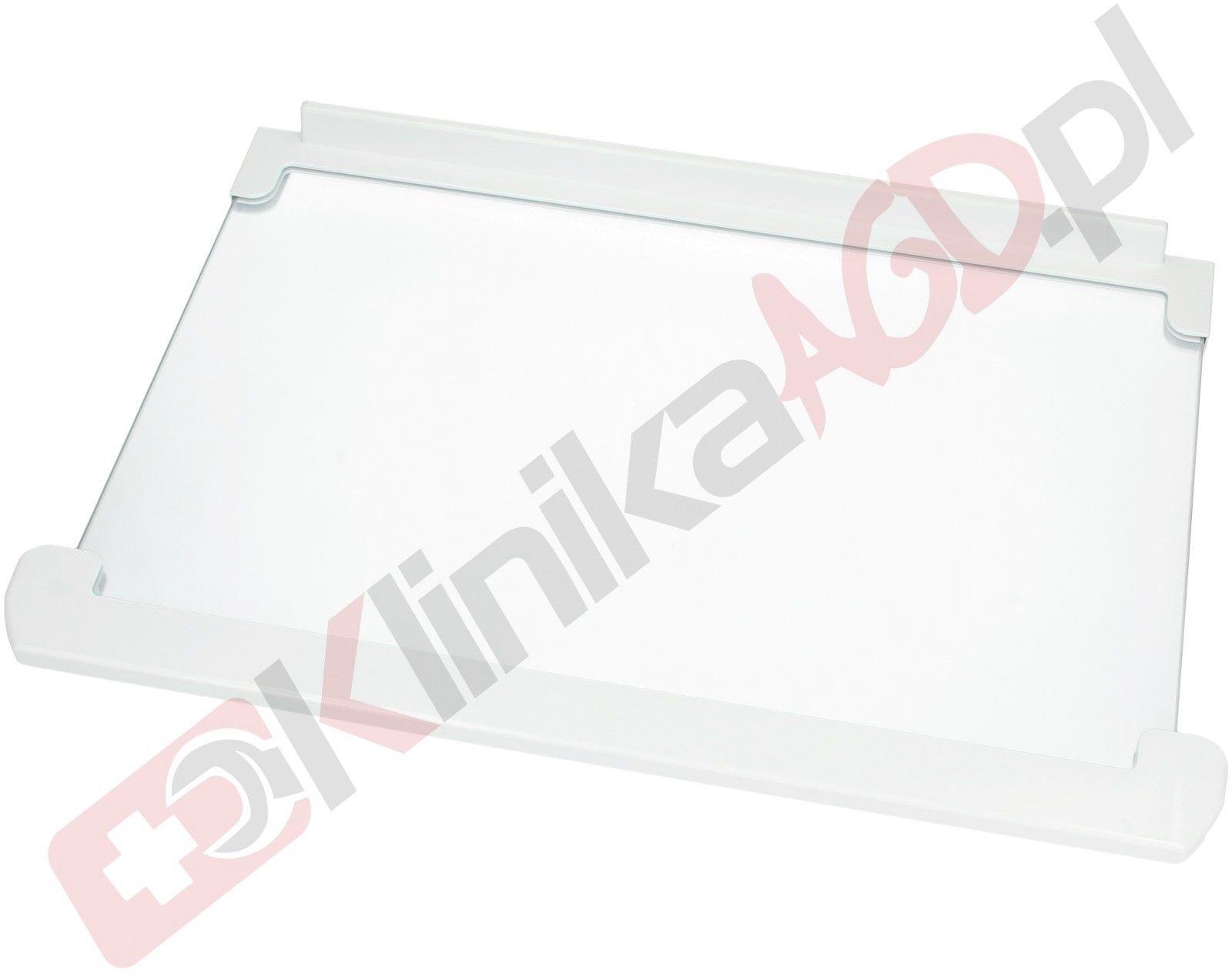 Półka chłodziarki do lodówki 47.4cm x 29.7cm Indesit