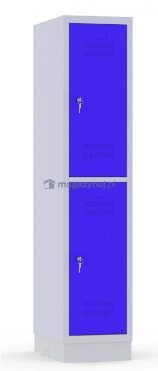 Szafka szkolna (wym. 320x480x1500mm)