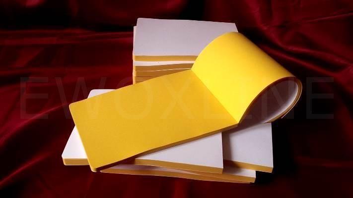 Notesy A5 100 kartkowe