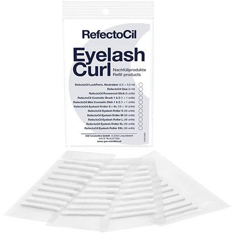 RefectoCil Eyelash Curl Wałeczki do podkręcania rzęs 36 szt.