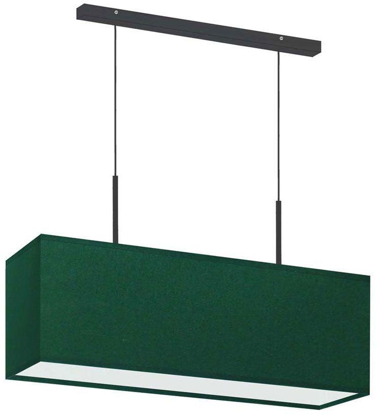 Skandynawska lampa wisząca na czarnym stelażu - EX401-Milox - 18 kolorów