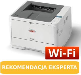 Drukarka OKI B432dn - 45762012 - zawiera KARTĘ WI-FI DOSTAWA ZA DARMO