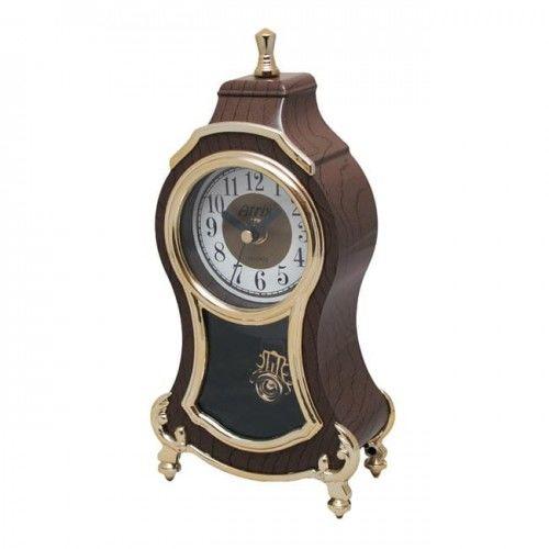 Zegar kominkowy z wahadłem #T6201BR