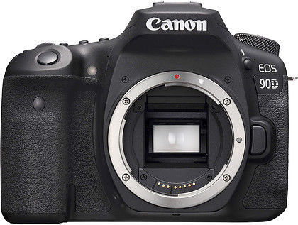 Canon EOS 90D + EF-S 18-135mm f/3.5-5.6 IS USM NANO Czarny+ SD 32GB