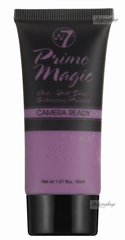 W7 - Prime Magic - ANTI-DULL SKIN BALANCING PRIMER - Baza pod makijaż