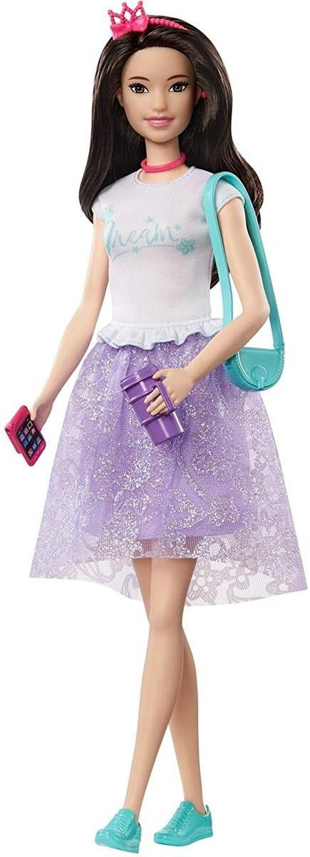 Barbie Princess Adventure Przygoda księżniczek Lalka Renee GML71