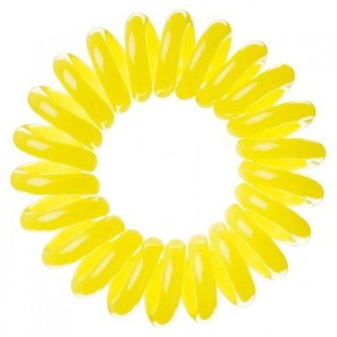 InvisiBobble Submarine Yellow Gumki do Włosów 3 szt