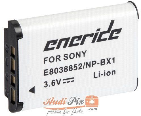 Eneride E8038838 akumulator E Son NP-BX 1 (1000 mAh)