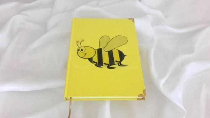 Notes pszczółka