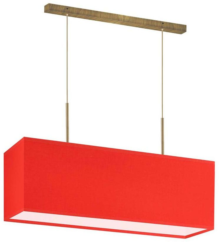 Lampa wisząca do jadalni na złotym stelażu - EX405-Milox - 18 kolorów