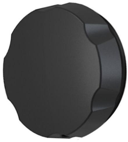 Excellent Simple Black syfon odpływowo-przelewowy automatyczny 57 cm czarny mat AREX.A55BL