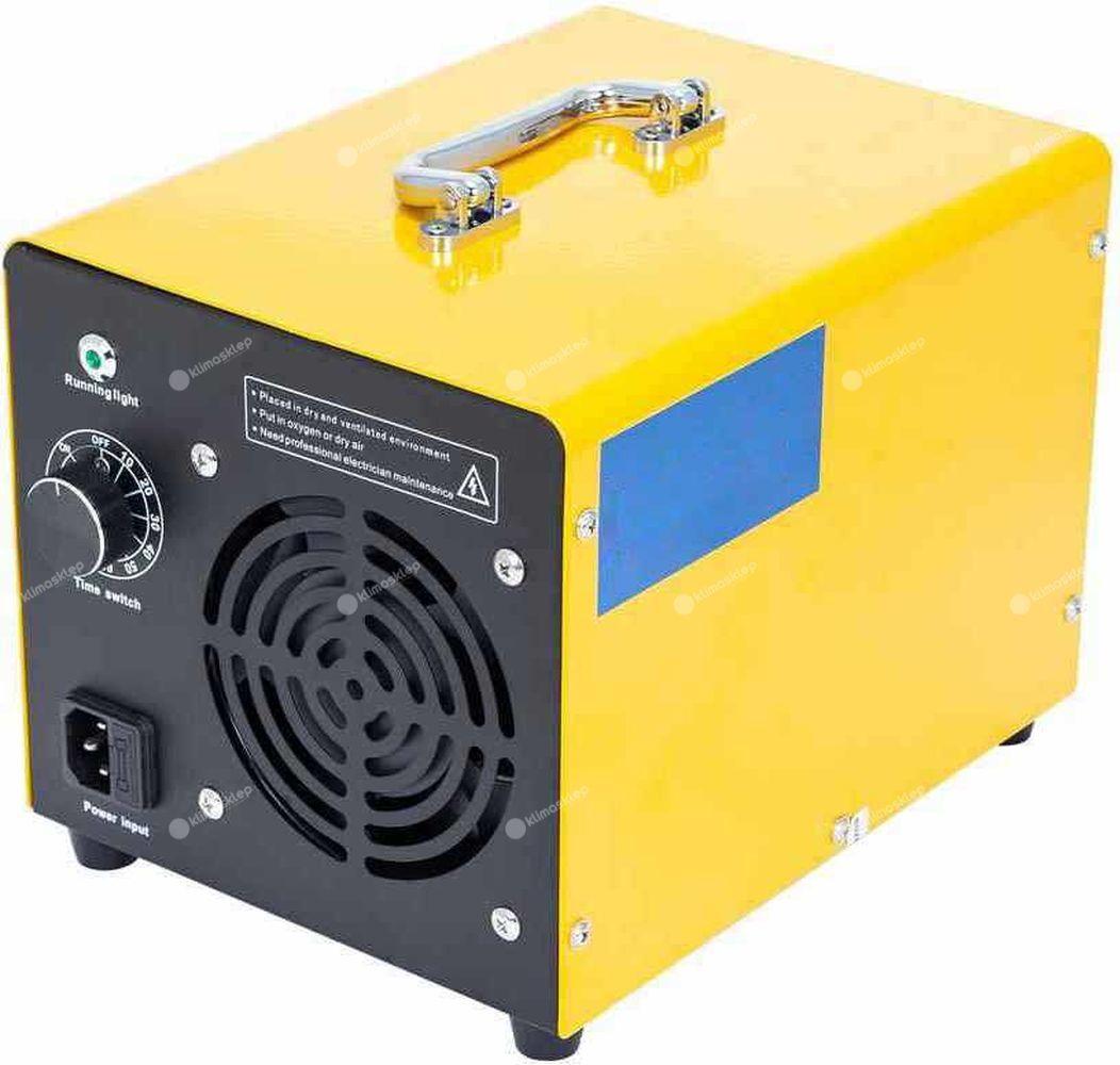 Ozonator eOzonatory WGL-20G - generator ozonu - kwarcowy