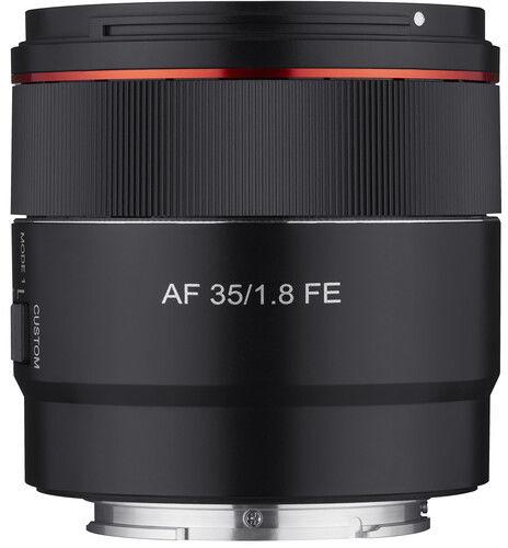 Samyang AF 35mm F/1.8 - obiektyw stałoogniskowy, Sony E Samyang AF 35mm F/1.8, Sony E