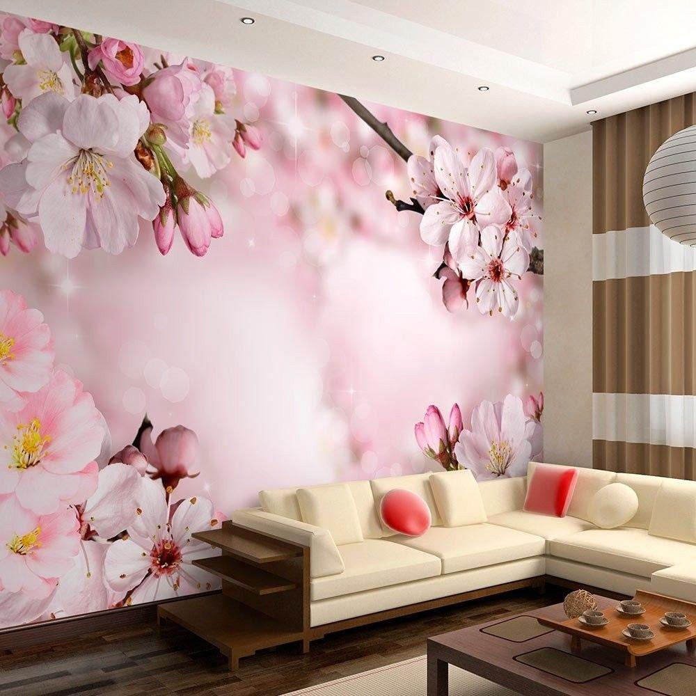 Fototapeta - wiosenny kwiat wiśni