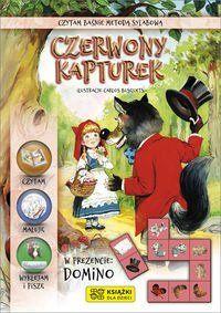 Czerwony kapturek - Wojciechowska-Dudek Beata