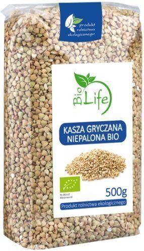 Kasza Gryczana Niepalona 500g - BioLife