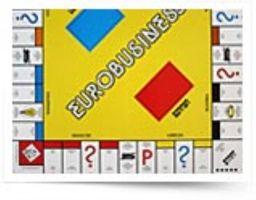 Eurobiznes Monopol ZAKŁADKA DO KSIĄŻEK GRATIS DO KAŻDEGO ZAMÓWIENIA