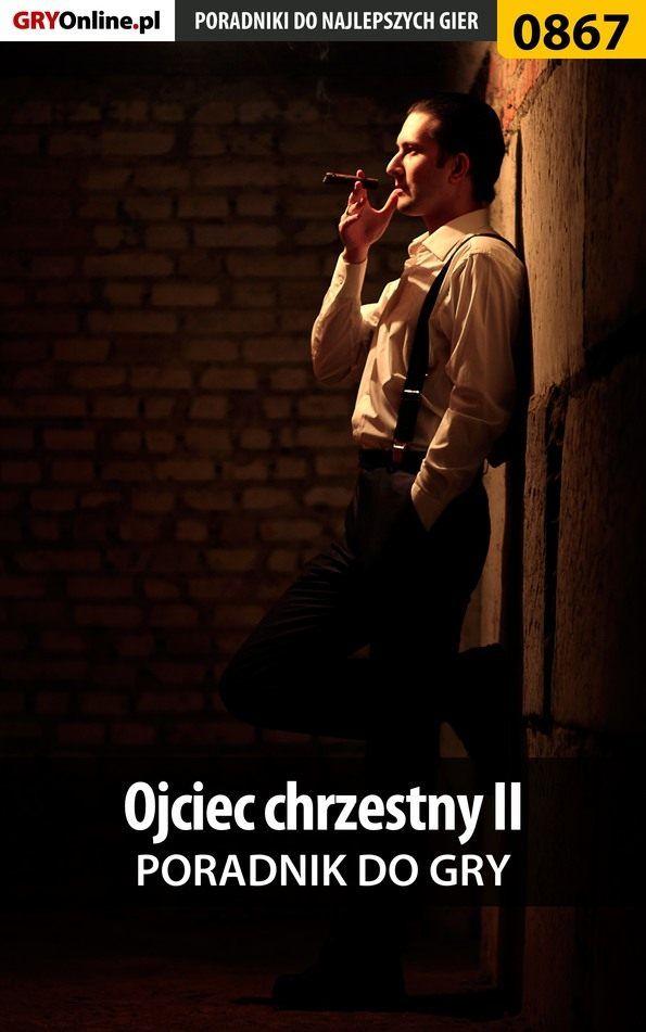 Ojciec chrzestny II - Maciej Stępnikowski Psycho Mantis  - ebook