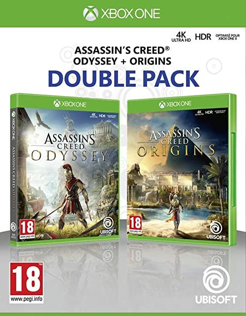 Assassin''s Creed Odyssey + Assassin''s Creed Origins - Double Pack