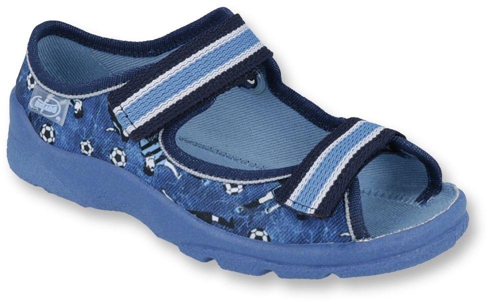 BEFADO 969X141 niebieski piłkarze