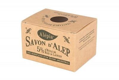 Mydło alep 99% oliwy z oliwek 190 g - alepia