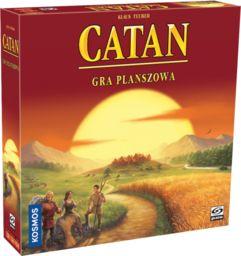 Catan: Gra planszowa ZAKŁADKA DO KSIĄŻEK GRATIS DO KAŻDEGO ZAMÓWIENIA