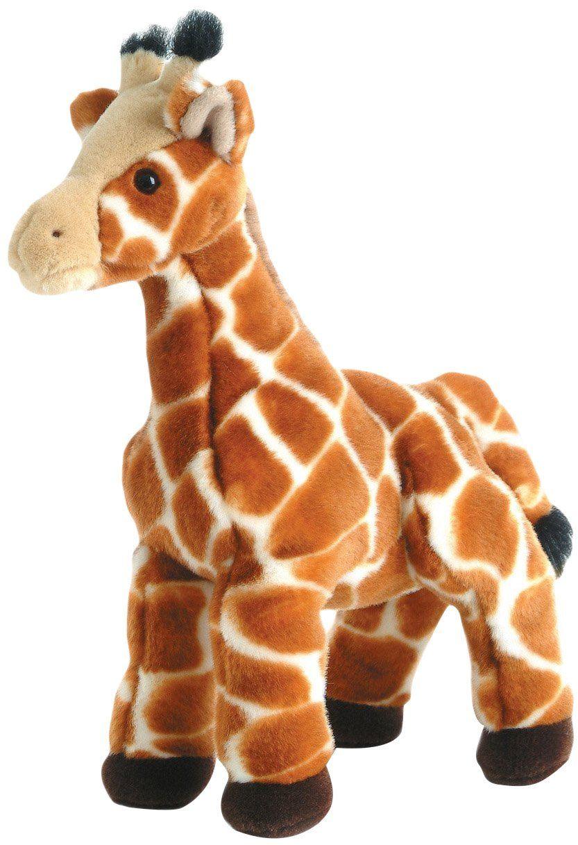 Aurora 6284, 06284, Flopsie Zenith żyrafa, 30 cm, miękka zabawka, brązowy
