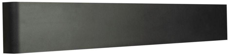 Kinkiet łazienkowy MIL8B60-24W IP44 60 cm czarny DPM