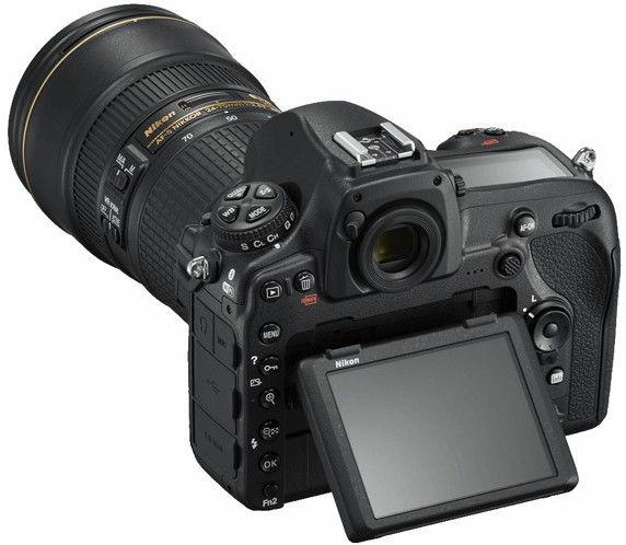Nikon D850+AF-S 24-120mm f/4G ED VR Czarny+ Sandisk SDHC 32GB
