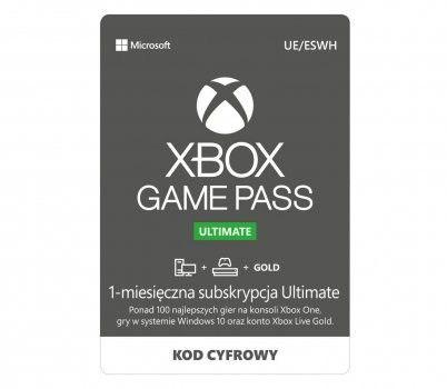 Xbox Game Pass 3 miesiące - Oficjalna dystrybucja - Natychmiastowa realizacja
