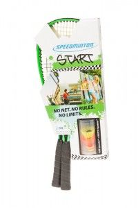 Speedminton START SET crossminton
