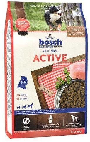 Bosch Active, drób (nowa receptura) 3kg