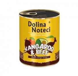 Dolina Noteci Superfood Kangur i Wołowina 800 g