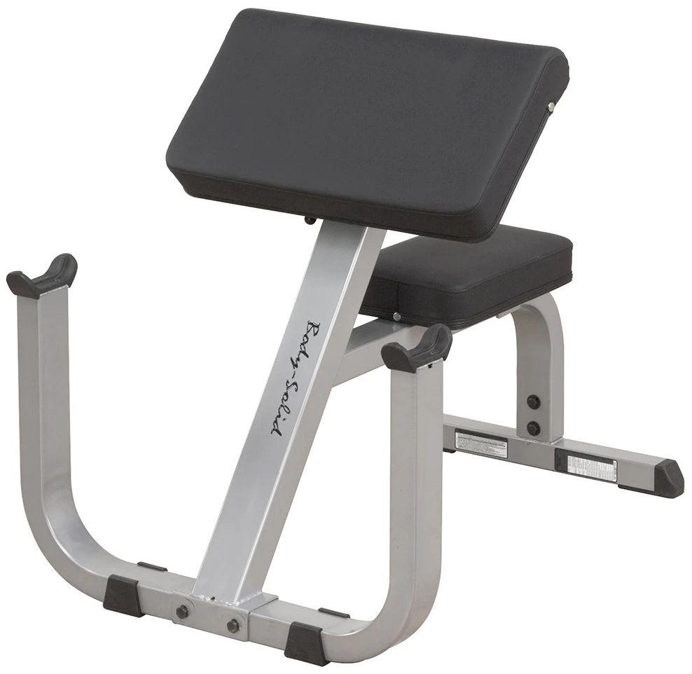 Body-Solid GPCB329 Modlitewnik- Ławka do treningu bicepsów