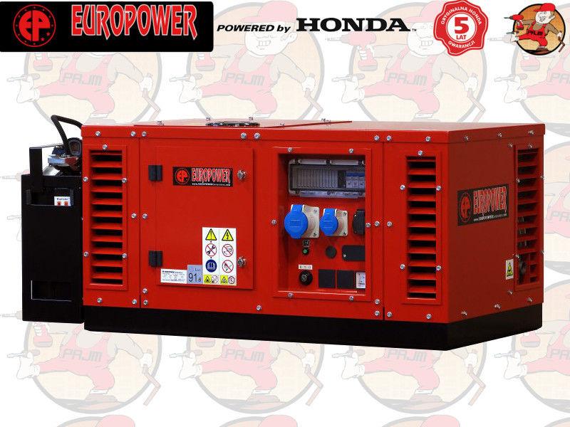 HONDA Agregat prądotwórczy EPS 12000 E AVR I Raty 10 x 0% Dostawa 0 zł Dostępny 24H Dzwoń i negocjuj cenę Gwarancja do 5 lat Olej 10w-30 gratis tel. 22 266 04 50 (Wa-wa)