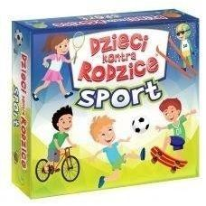 Dzieci kontra rodzice Sport - Kangur