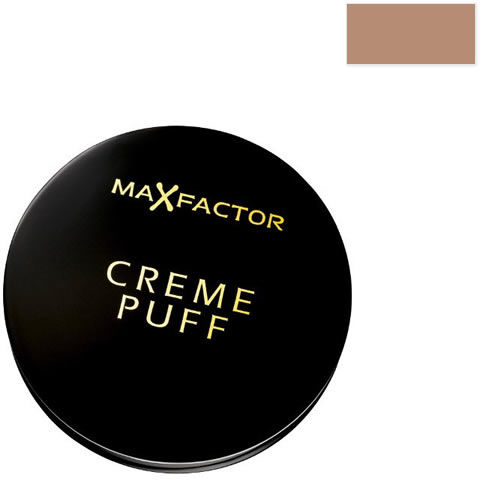 Puder puff Max Factor Creme Compact 42 Deep Beige