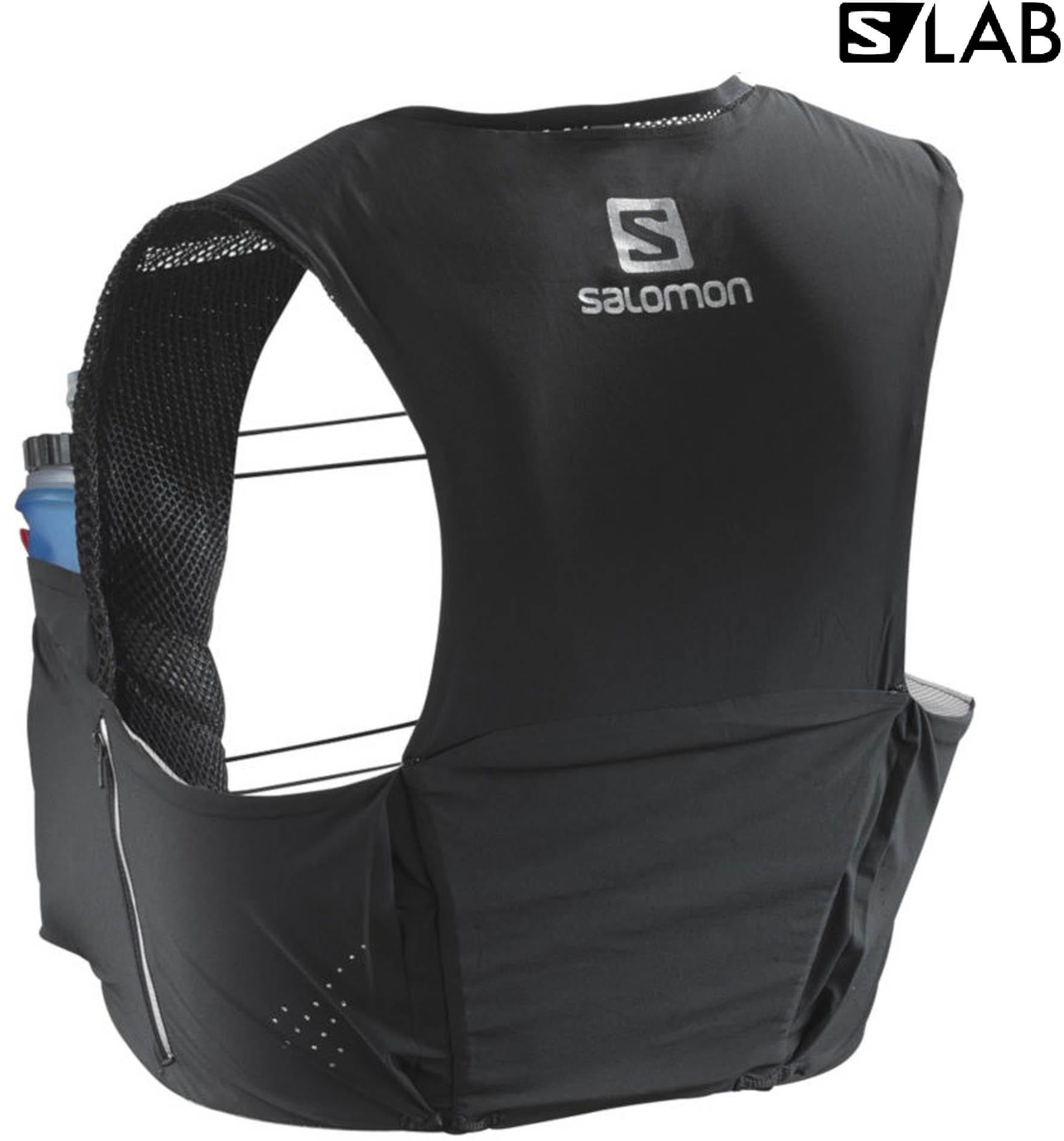 Plecak Salomon S-Lab Sense Ultra 5 Set Black