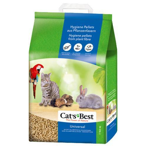 Żwirek naturalny CAT BEST Universal
