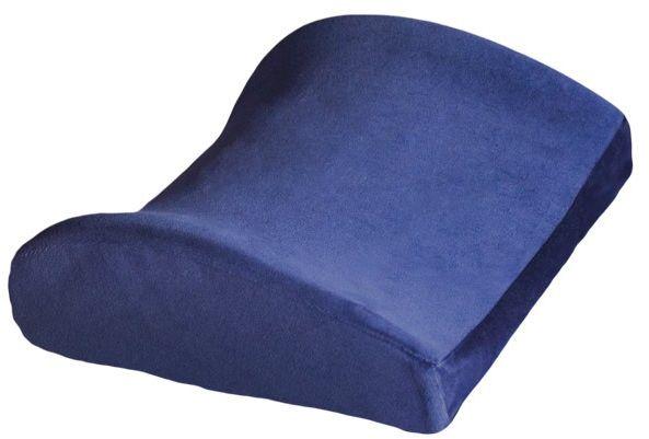 Poduszka ortopedyczna - lędźwiowa z pamięcią kształtu (MFP-3433)