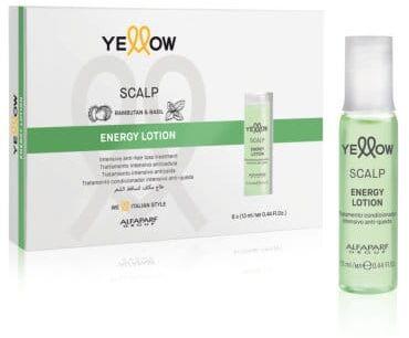Yellow Scalp Ampułka przeciw wypadaniu włosów 6X13