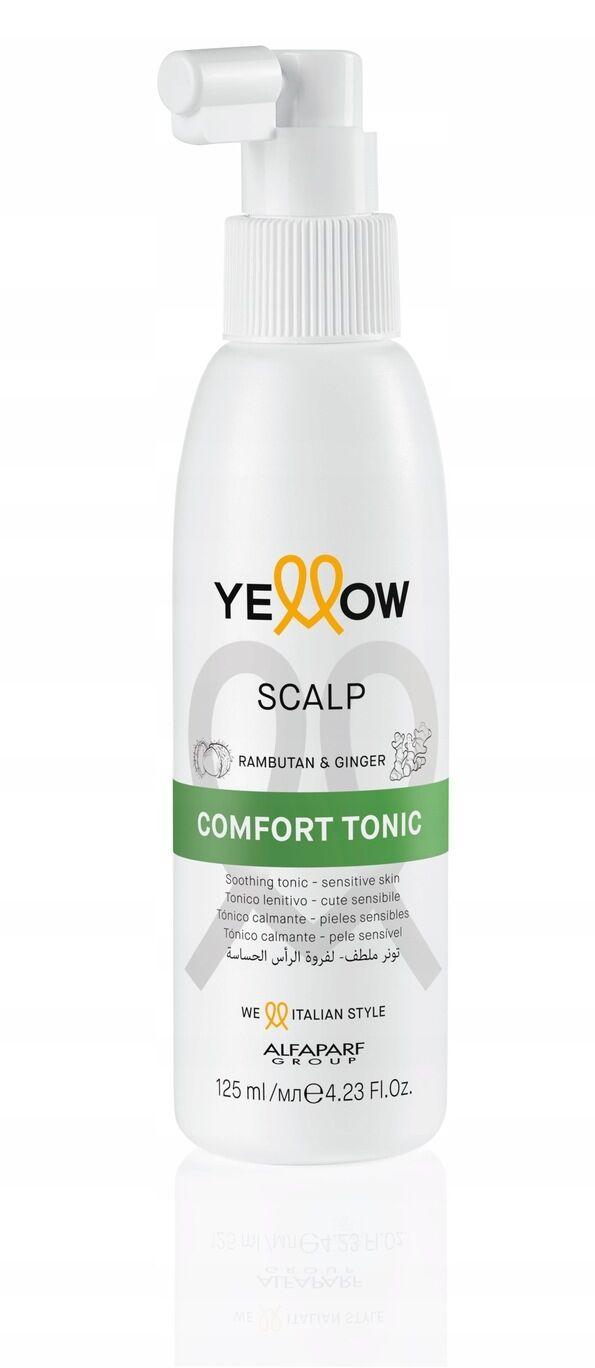 Yellow Scalp Kojący tonik do skóry głowy 125ml