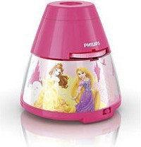 LAMPA Philips Lampa Dziecięca Stojąca Led Princess Projector 71769/28/16 --- WYSYŁKA 48H ! ---