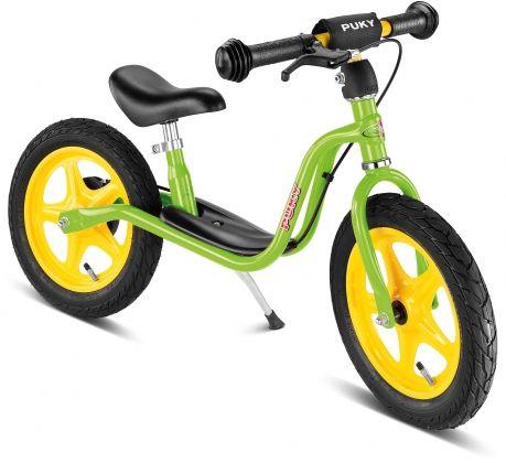 PUKY Rowerek biegowy standard z hamulcem, kiwi 4035