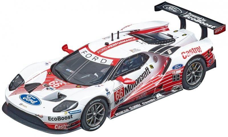 """Carrera DIGITAL 132 - Ford GT Race Car """"No.66"""" 30913"""