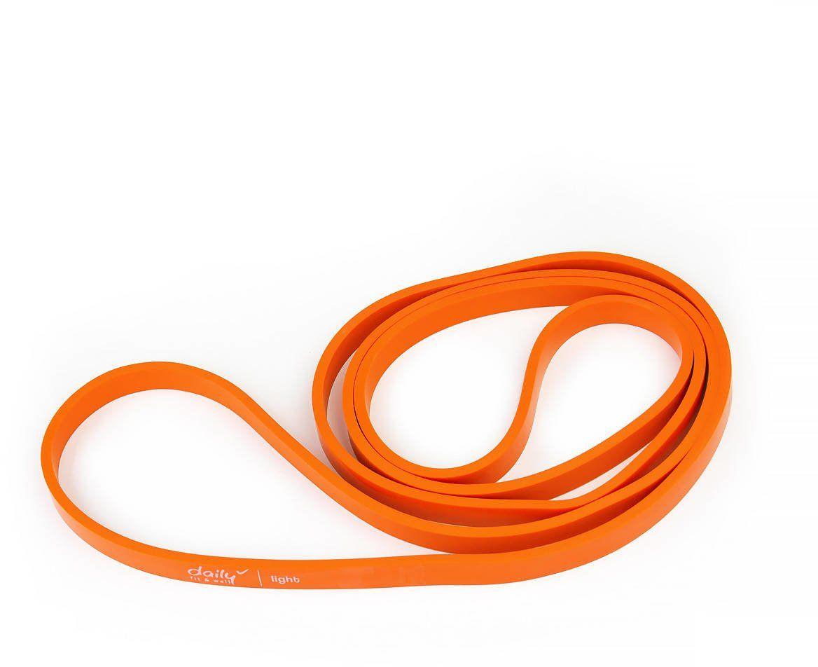 Guma oporowa power band light Daily fit & well