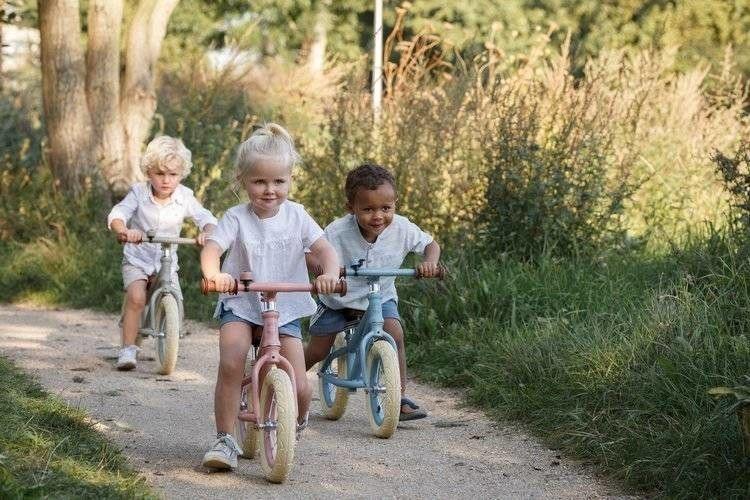 Little Dutch - Little Dutch Rower Biegowy Błękit Mat Ld8001