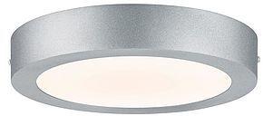 Plafon Lunar LED 22,5cm 70654 Paulmann chromowa okrągła oprawa sufitowa
