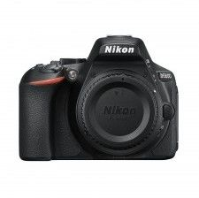 Nikon D5600+ AF-S DX 18-140mm f/3.5-5.6G ED VR Czarny